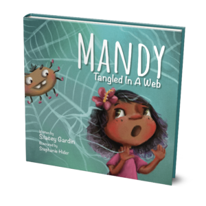 Mandy | Tangled in a Web | Children's Book | Black Author