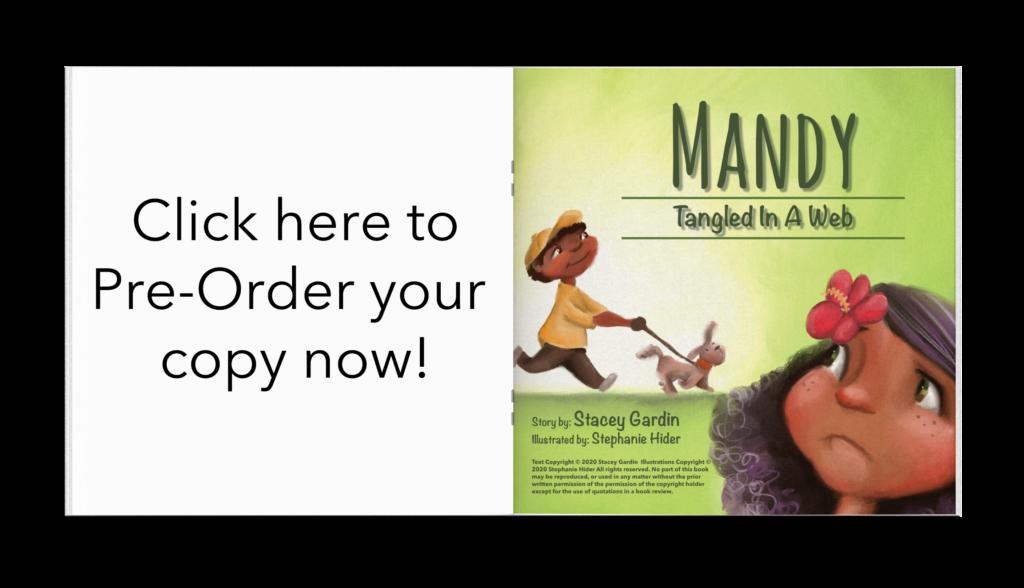 Mandy | Tangled in a Web | Children's Book